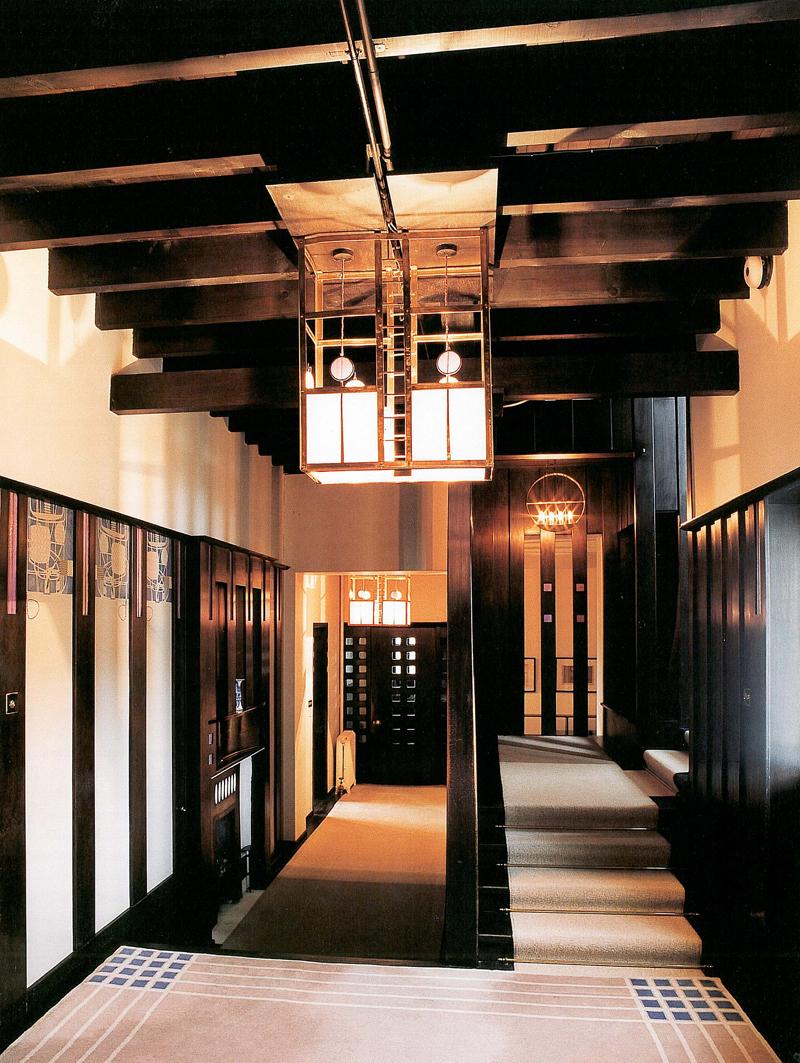 Pavimento E Soffitto Scuro: Pavimento e soffitto scuro contemporanea tonica in.